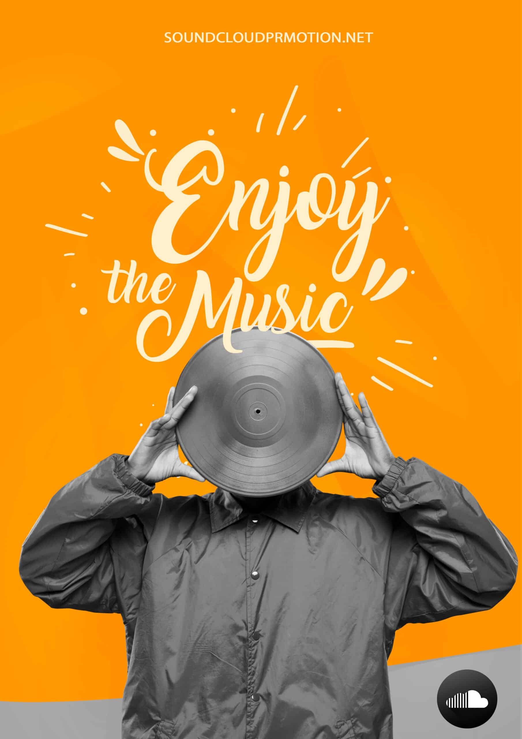 Soundcloud promotion Enjoy Music